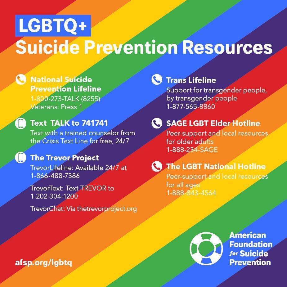 Suicide Prevention NV