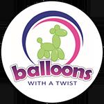 Balloons w a twist