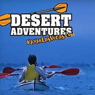 Desert Adventures Kayak Las Vegas