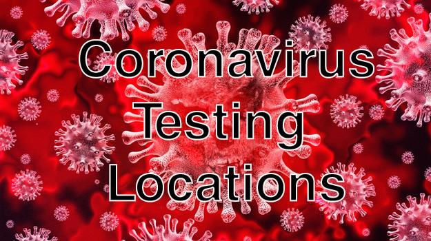 CoronavirusLocations